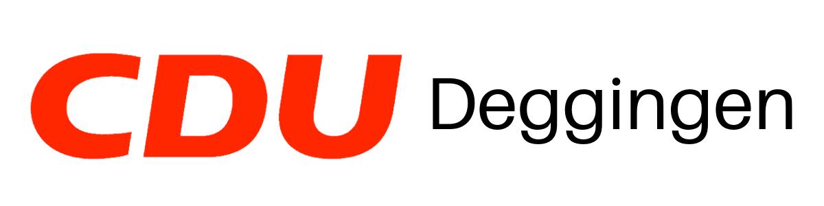 Logo von  CDU Deggingen